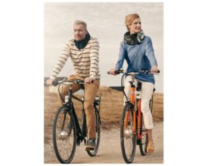 Fahrrad Airbag Anwendungsbereich