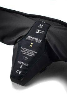 Fahrrrad Airbag Bestandteile 1
